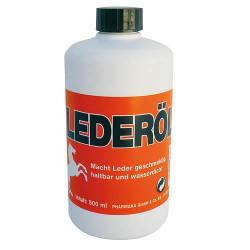 Olej na kožené výrobky, 500 ml