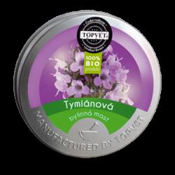 TOPVET Tymiánová mast 50ml